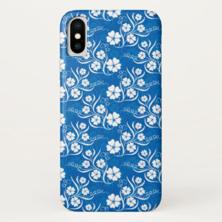 Lovely White Floral iPhone X Case
