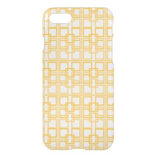 Lovely White & Gold Royal Princess Pattern iPhone 8/7 Case