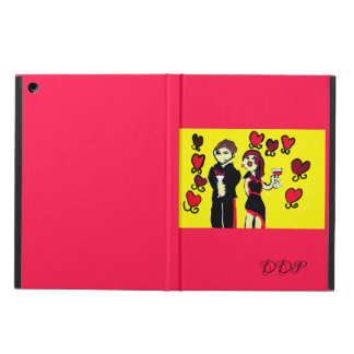 lover art 4 cover for iPad air