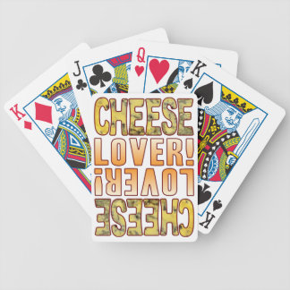Lover Blue Cheese Poker Deck