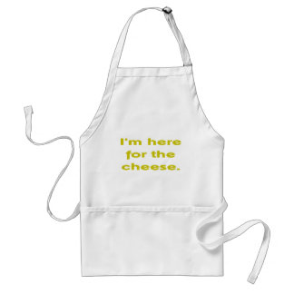Lover of Cheese Standard Apron