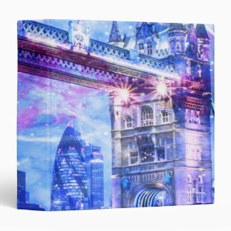 Lover's London Dreams Binder