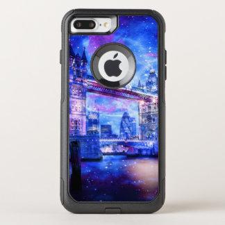 Lover's London Dreams OtterBox Commuter iPhone 8 Plus/7 Plus Case