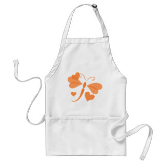 Loverly Dragon Fly Apron