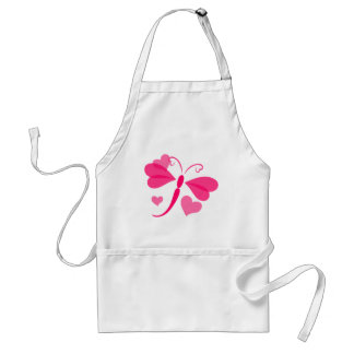 Loverly Dragon Fly Aprons