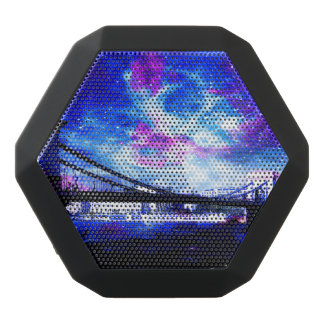 Lover's Budapest Dreams Black Bluetooth Speaker