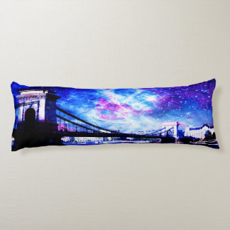 Lover's Budapest Dreams Body Pillow