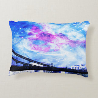 Lover's Budapest Dreams Decorative Pillow