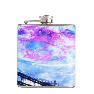 Lover's Budapest Dreams Hip Flask