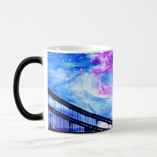 Lover's Budapest Dreams Magic Mug