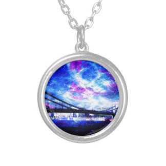 Lover's Budapest DreamsTake a glimpse of a Lover's Silver Plated Necklace