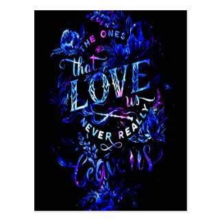 Lover's Dream of the Ones that Love Us Postcard