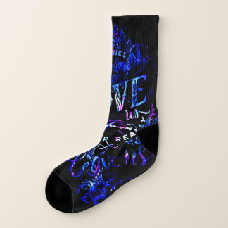 Lover's Dream of the Ones that Love Us Socks