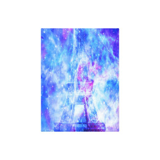 Lover's Dream. Paris Canvas Print