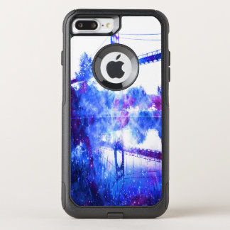 Lover's Dreams Bridge to Anywhere OtterBox Commuter iPhone 8 Plus/7 Plus Case