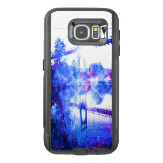 Lover's Dreams Bridge to Anywhere OtterBox Samsung Galaxy S6 Case