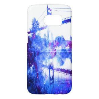 Lover's Dreams Bridge to Anywhere Samsung Galaxy S7 Case