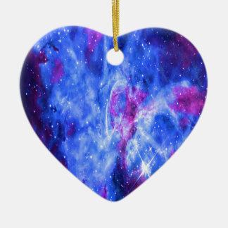 Lover's Dreams Ceramic Heart Ornament