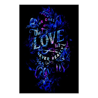 Lover's Dreams of the Ones that Love Us Poster
