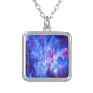 Lover's Dreams Silver Plated Necklace