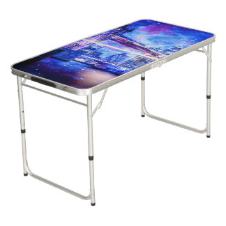 Lover's London Dreams Beer Pong Table