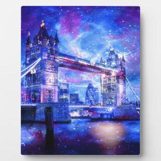 Lover's London Dreams Plaque