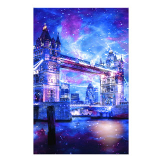 Lover's London Dreams Stationery