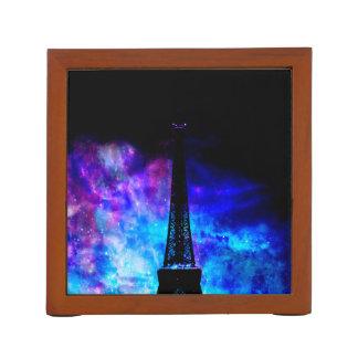 Lovers Parisian Creation Dreams Desk Organizer