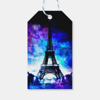 Lovers Parisian Creation Dreams Gift Tags