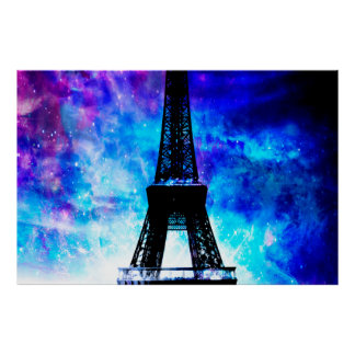 Lovers Parisian Creation Dreams Poster