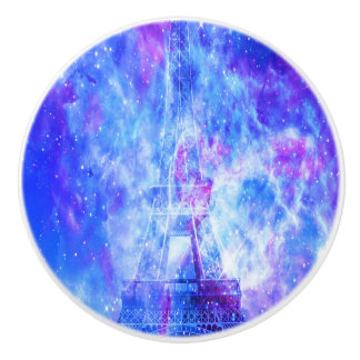 Lover's Parisian Dreams Ceramic Knob