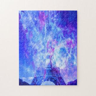 Lover's Parisian Dreams Jigsaw Puzzle