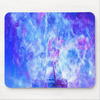 Lover's Parisian Dreams Mouse Pad