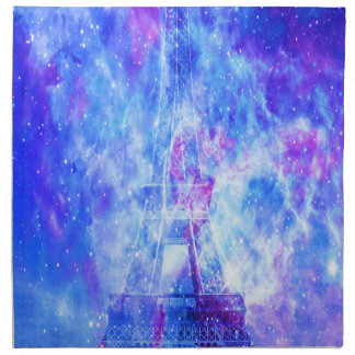 Lover's Parisian Dreams Napkin