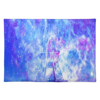 Lover's Parisian Dreams Placemat