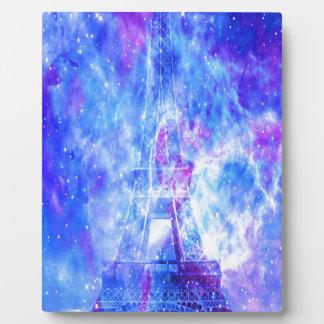 Lover's Parisian Dreams Plaque
