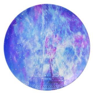 Lover's Parisian Dreams Plate