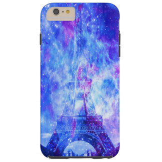 Lover's Parisian Dreams Tough iPhone 6 Plus Case