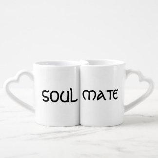 Lovers Soul Mate Coffee Mugs