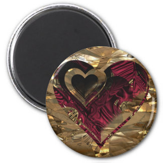 """Love's A Golden Thing""* Magnet"