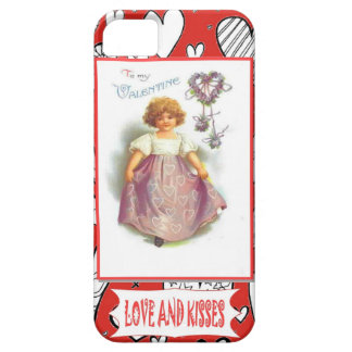 Loves and kisses iPhone 5 covers