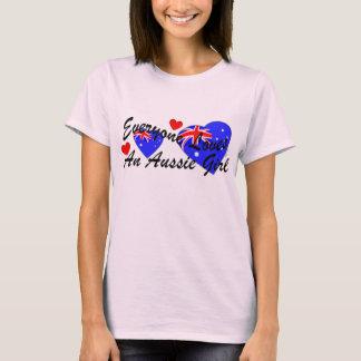 Loves Aussie Girl T-Shirt
