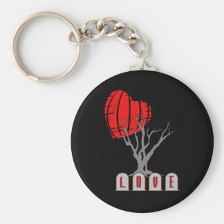 Love's Graveyard Keychains