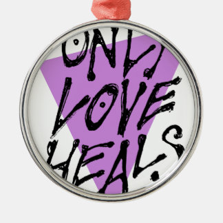 LOVES-HEAL METAL ORNAMENT