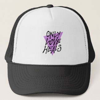 LOVES-HEAL TRUCKER HAT