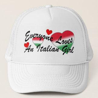 Loves Italian Girl Hats