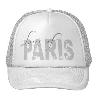 Loves of Paris Hat