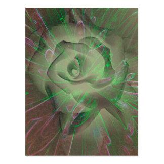 Love's Radiating Aura Postcard