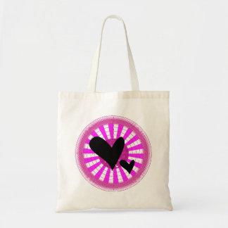 Loves Target For Pain Gothic Light Tote Bag