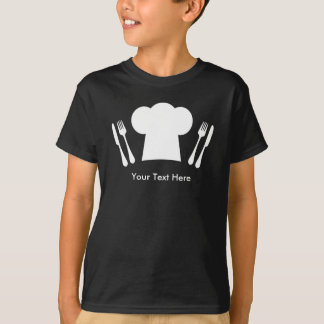 Loves to Cook Kitchen or Restaurant T-Shirt
